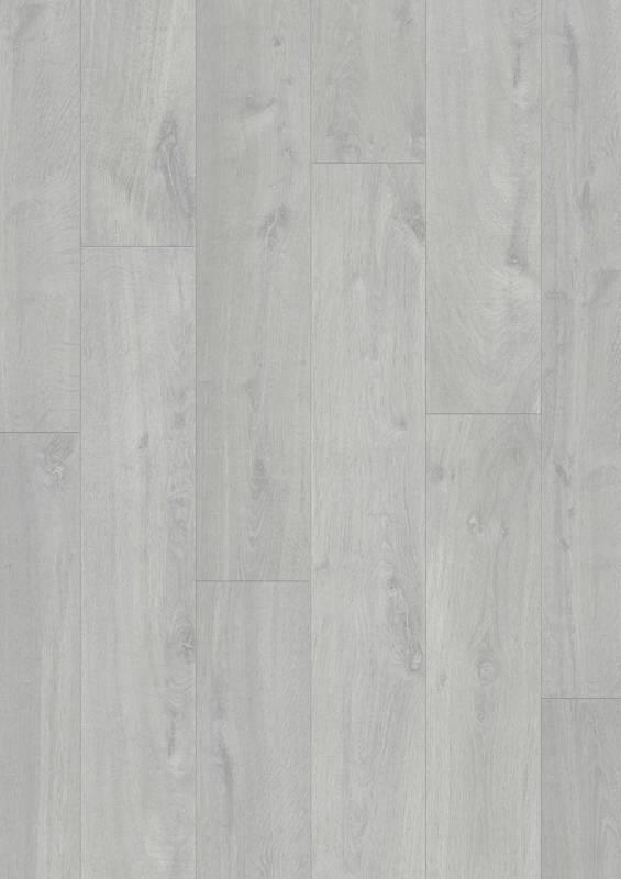 Panele PERGO Modern Plank Dąb szary, bielony
